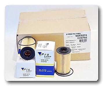 1case 12 Engine Oil Filter SOE5274 Cross-refernce L25274