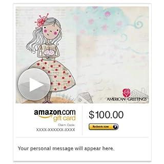 Amazon Gift Card - E-mail - Sending Happy Birthday Wishes (Animated) [American Greetings] (B00CT77E60) | Amazon price tracker / tracking, Amazon price history charts, Amazon price watches, Amazon price drop alerts