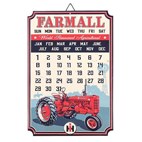 Open Road Brands Farmall-IH Signs (Farmall Calendar) from Open Road Brands