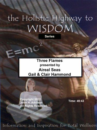 Three Flames (Eternal Life Symbols)