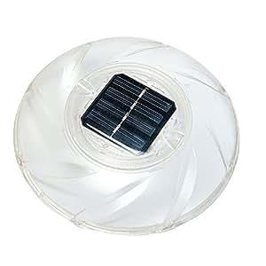 Bestway 58111 - Luz solar flotante fantasía para piscina