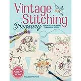 Vintage Stitching Treasury: More Than 400...