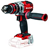 Einhell TE-CD 18 LI-I BL Solo Power X-Change Cordless Brushless Impact Drill, 18 V, Red