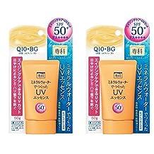Shiseido Senka Aging Care UV Sunscreen SPF50+ PA++++ (Pack of 2)