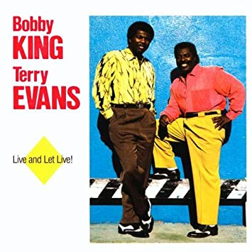 Bobby King Terry Evans Ry Cooder Live And Let Live Amazon