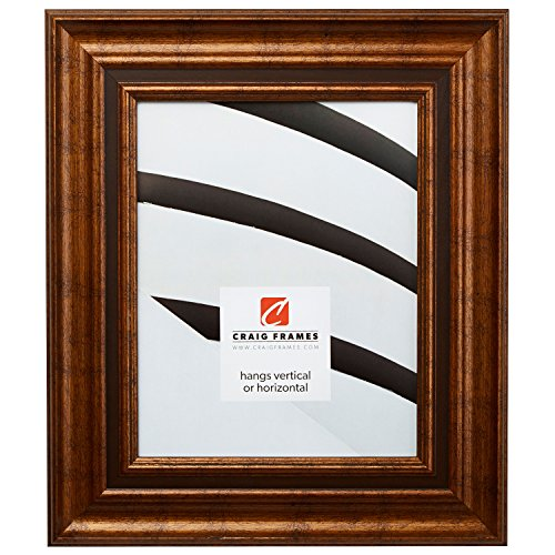 Craig Frames 81285100 24 by 36-Inch Picture Frame, Solid Woo