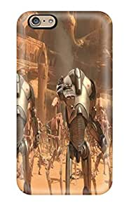 Waterdrop Snap-on Star Wars Tv Show Entertainment Case For Iphone 6
