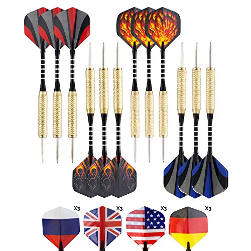 steel tip darts 35 grams - 1