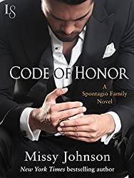 Code of Honor: A Spontagio Family Novel