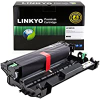 LINKYO Compatible Drum Unit Replacement for Brother DR720 (Black)