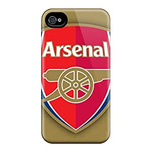 Perfect Hard Cell-phone Cases For Iphone 6plus With Provide Private Custom HD Arsenal Pictures JonBradica