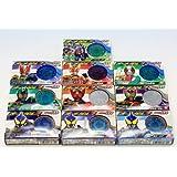 仮面ライダーオーズ OOO オーメダル3 コア コンボ ライダーメダル 食玩 バンダイ(全10種フルコンプセット
