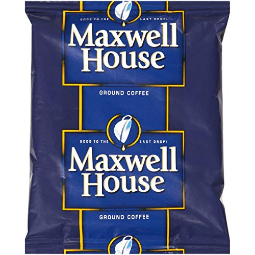 Maxwell House Café Roast Coffee for OCS, 1.75 oz. pack, Pack of 42