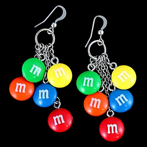 mms-candy-multi-charm-dangle-wire-earrings-fun-fashion-jewelry-accessory