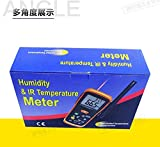 CEM DT-616CT two-in-one non-contact temperature and relative humidity measuring instrument