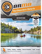 Backroad Mapbook: Northeastern Ontario