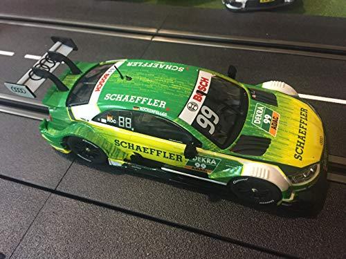 Carrera 27572 Audi RS 5 DTM M. Rockenfeller No. 99 1:32 Scale Analog Evolution Slot Car Racing Vehicle