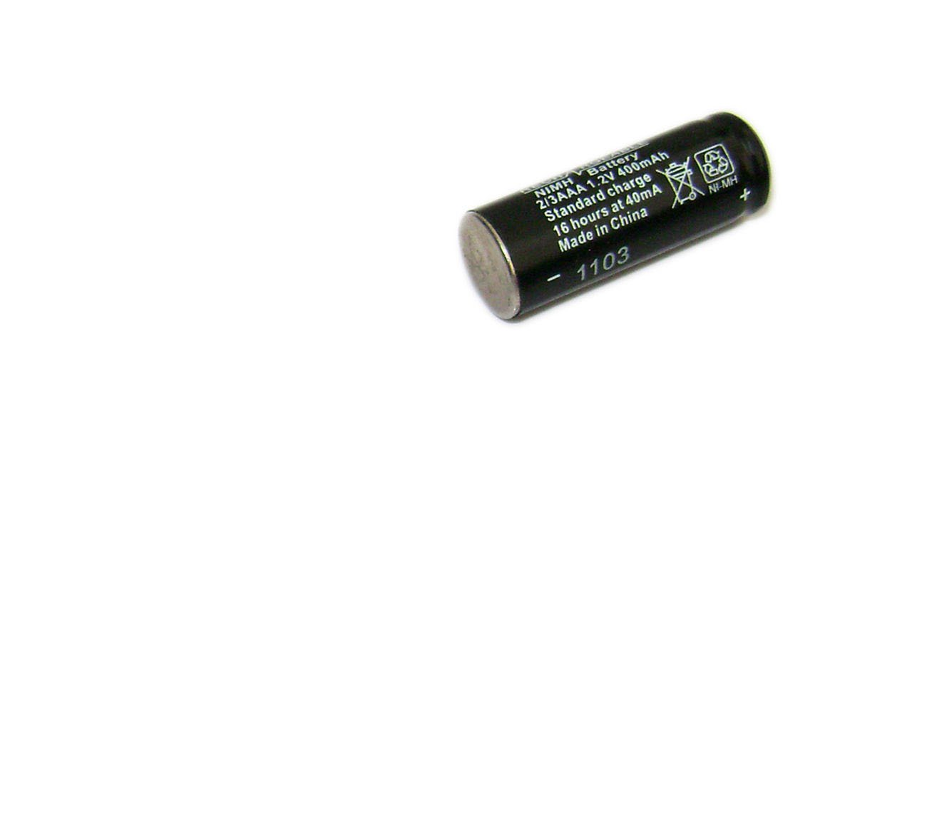 100 x iDect x1 / x1iコードレス電話バッテリー2 / 3aaa 1.2 V 400 mAh 1030 mm B071Z8YGT9
