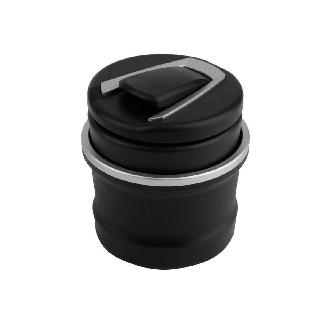 Coppa di stoccaggio posacenere per posacenere in materiale plastico a prova di fuoco con LED per BMW 1 3 4 5 7 Serie X1 X3 X5 X6 Formulaone
