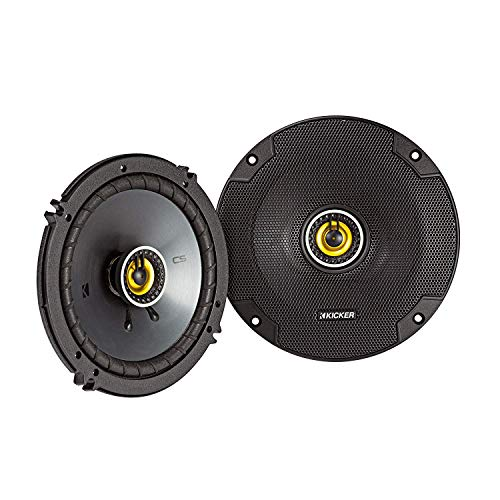 - Kicker 46CSC654 Car Audio 6 1/2