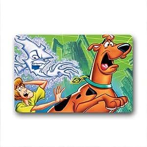 """Generic Custom Felpudo Alfombrilla Antideslizante para Entrada Scooby Doo 18""""x 30"""""""