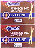 GreenLight Diamond Strike on Box Matches, 32