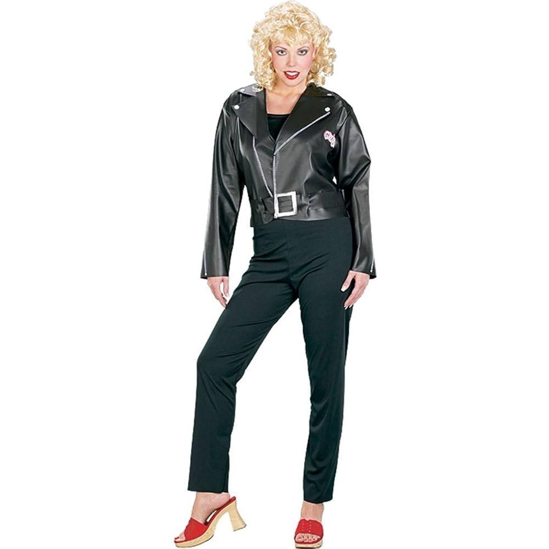 sc 1 st  Amazon.com & Amazon.com: Adult Grease Cool Sandy Costume: Clothing