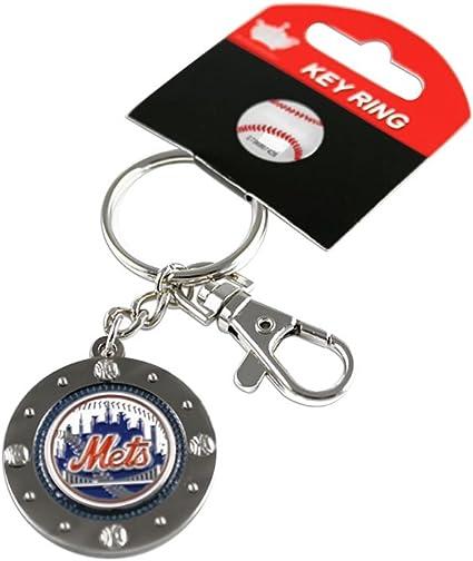 Amazon.com: MLB New York Mets Impacto Llavero: Sports & Outdoors