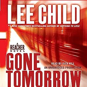 Gone Tomorrow Audiobook
