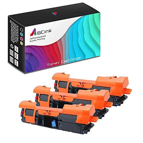 ABCink C9700A 121A Toner Compatible for HP Laserjet C9700A C9701A C9702A C9703A C9704A Printer Toner Cartridge,5000 Yields(3 Pack,Black)