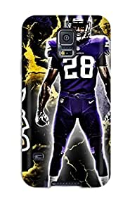 6608244K358201666 2013 minnesota vikings NFL Sports & Colleges newest Samsung Galaxy S5 cases