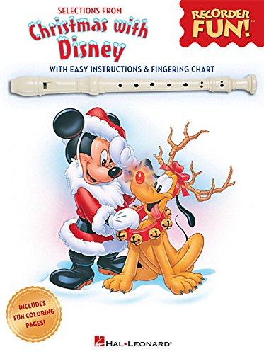 Christmas with Disney: Selections from Recorder Fun!