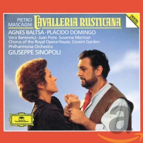 High order Cavalleria Rusticana-Comp Max 80% OFF Oper