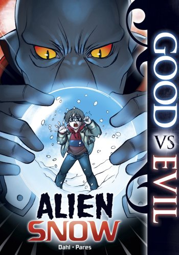 Alien Snow (Good vs Evil) - To Find Right How The Glasses