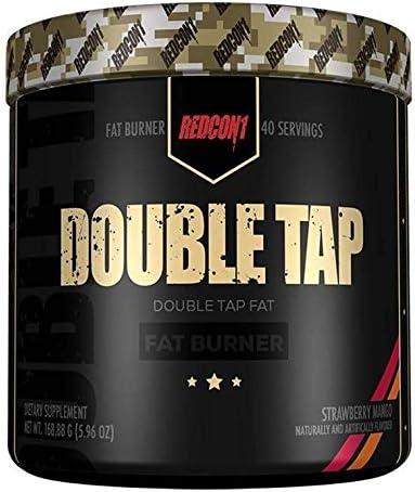 RedCon1 Double Tap Fatburner 200,88g (Strawberry Mango)