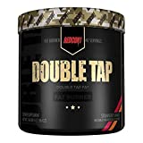 Redcon1 Double Tap Thermogenic Fat Burner (30 Servings, Strawberry Mango),5.96 oz