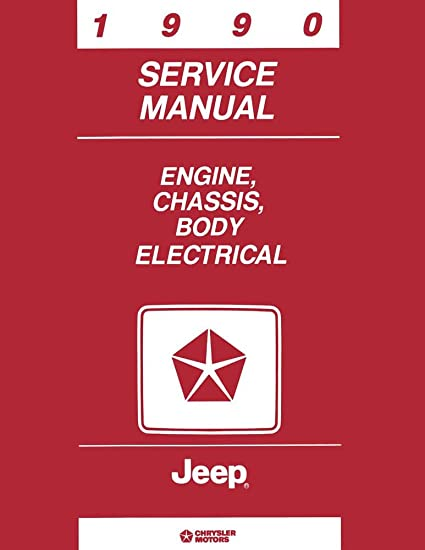 the best 1990 jeep wagoneer factory service manual