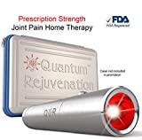 Quantum Rejuvenation™ Introductory Sale - Red Light Therapy Device - FDA Registered Advanced Pain Relief - Joint & Muscle Reliever - Medical Grade