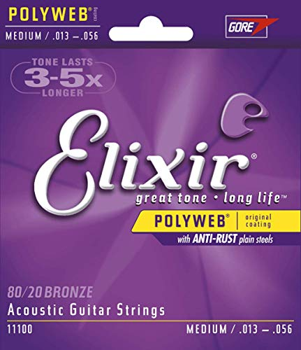 Elixir Strings 8020 Bronze