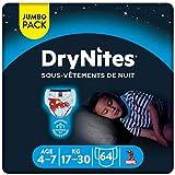 DryNits Wegwerp-nachtkleding voor meisjes, jongen, 4 - 7 Ans