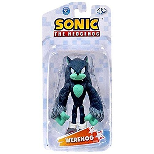 3.5 Inch Hedgehog - Sonic the Hedgehog Werehog 3.5