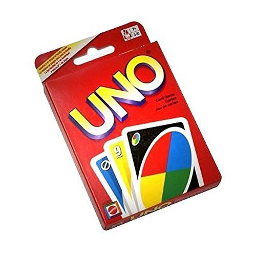 Generic NEW UNO Standard 108 English Fun Cards Game for