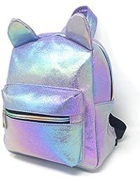 18c6b1d11c2c Amazon.com  Purples - Kids  Backpacks   Backpacks  Clothing