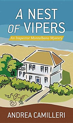 book cover of A Nest of Vipers