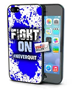 Sports Hashtag Never Quit 'Fight On