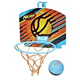 Nerf Sports Nerfoop, Blue/Black Ball