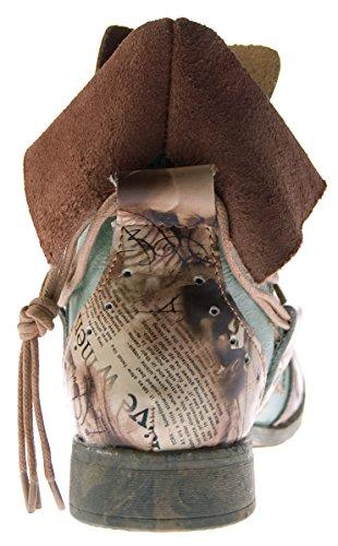 Stivaletti Da Donna In Pelle Comfort Tma 5161 Stivali Nero Verde Marrone Bianco Rosso Stivaletti Stivali Verdi
