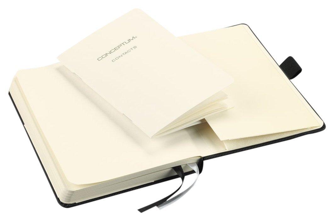 Sigel CO191A6schwarz Adressbuch–-Tagebücher Adresse