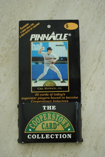 (93 1993 Pinnacle Cooperstown Collection Baseball Card Set)
