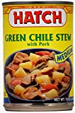 Hatch Green Chile Stew with Pork (Pack of 6)